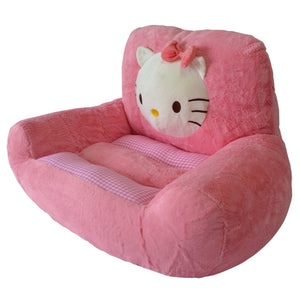 Plush Chair Hello Kitty Design