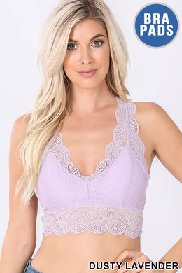 Lace Hourglass Bralette