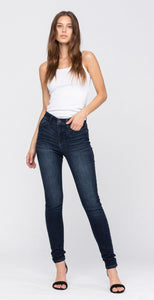 Judy Blue Super Dark High Waist Skinny