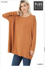Load image into Gallery viewer, Oversized Dolman Style Top