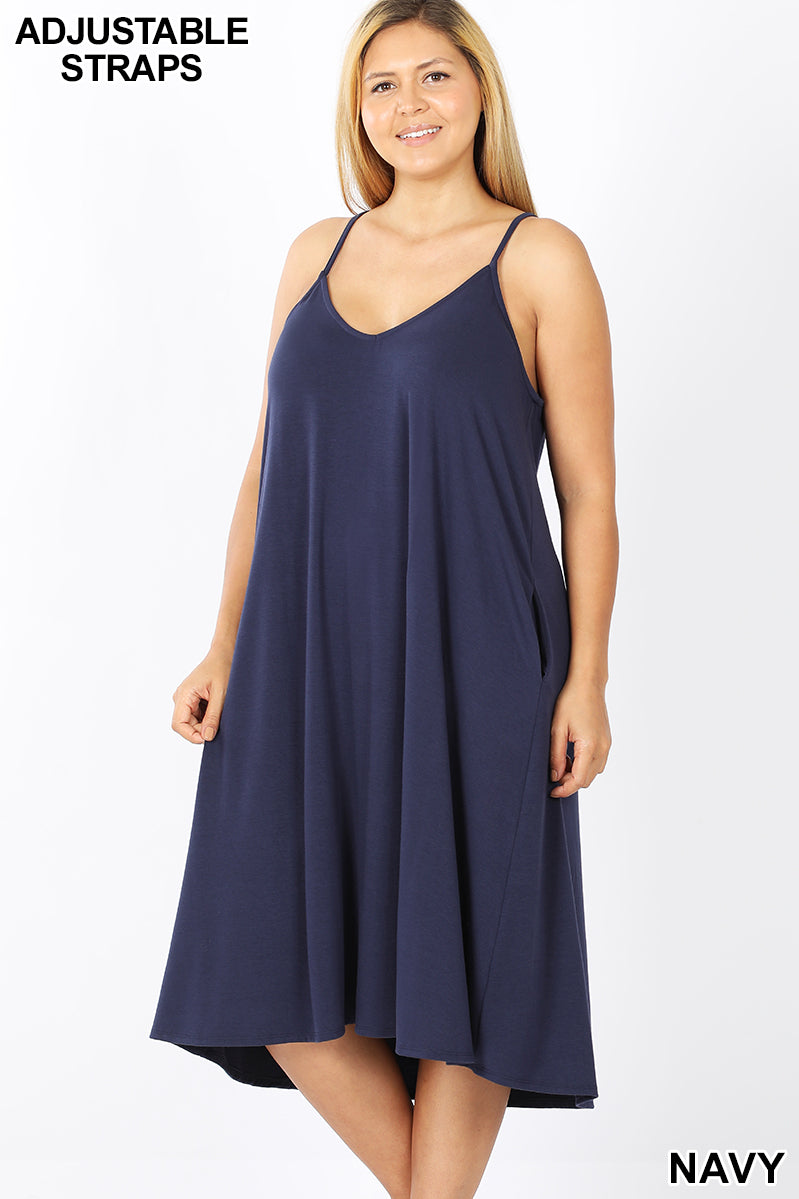 Cami Plus-Size Best Ever Dress