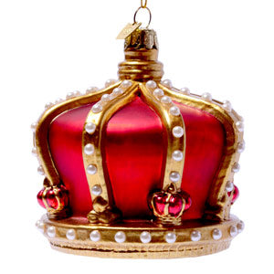 130th Anniversary Crown Ornament