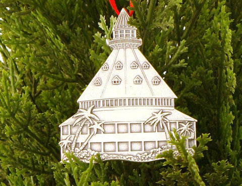 Sterling Silver Ornament