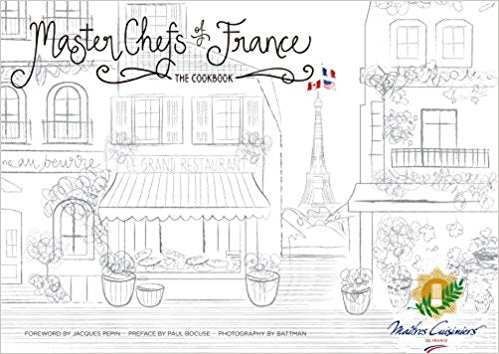 Master Chefs of France, The Cookbook