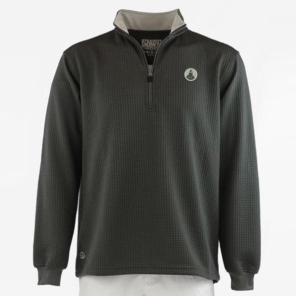 Signature Men's Sweater Optic 1/2 Zip