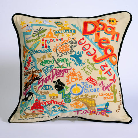 San Diego Pillow