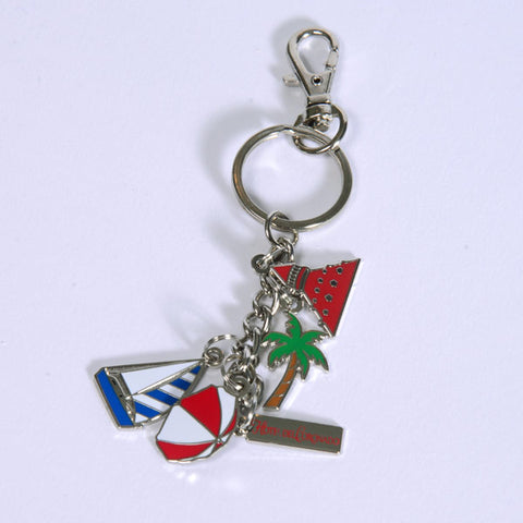 Iconic Charms Keyring