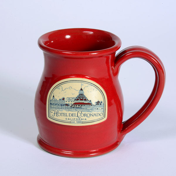 HDC Tall Belly Mug