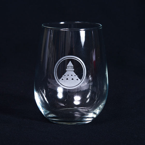 Signature Stemless Wine Glass