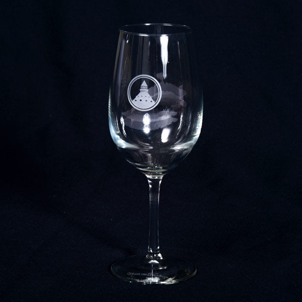 Signature Wine Glass
