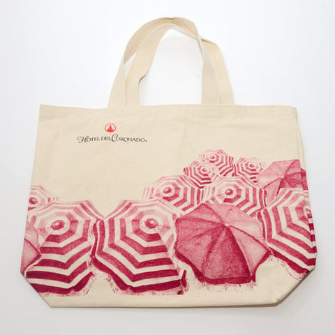 HDC Umbrella Canvas Tote