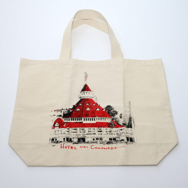 HDC Oversized Canvas Tote