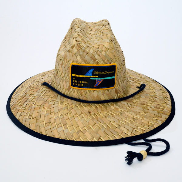 HDC Straw Lifeguard Hat