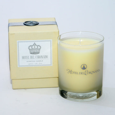 Hotel del Coronado Crown Candle