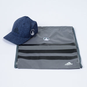 Adidas Hat or Pull String Bag