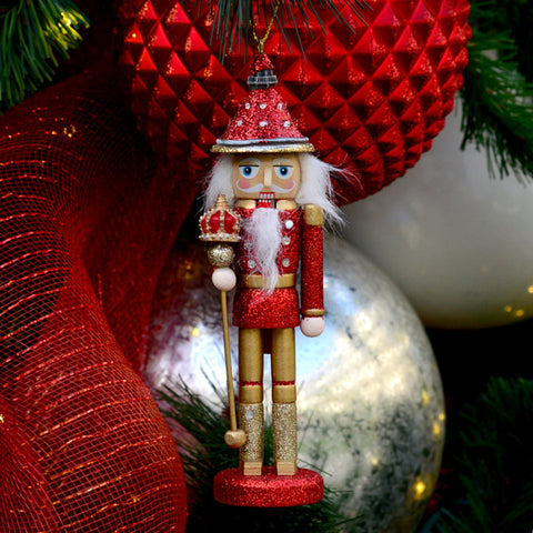 Hotel del Coronado Nutcracker Ornament