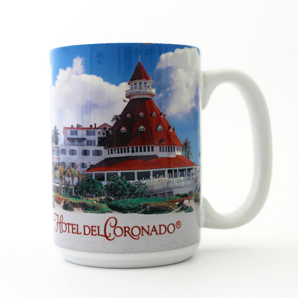 Del Photo Coffee Mug