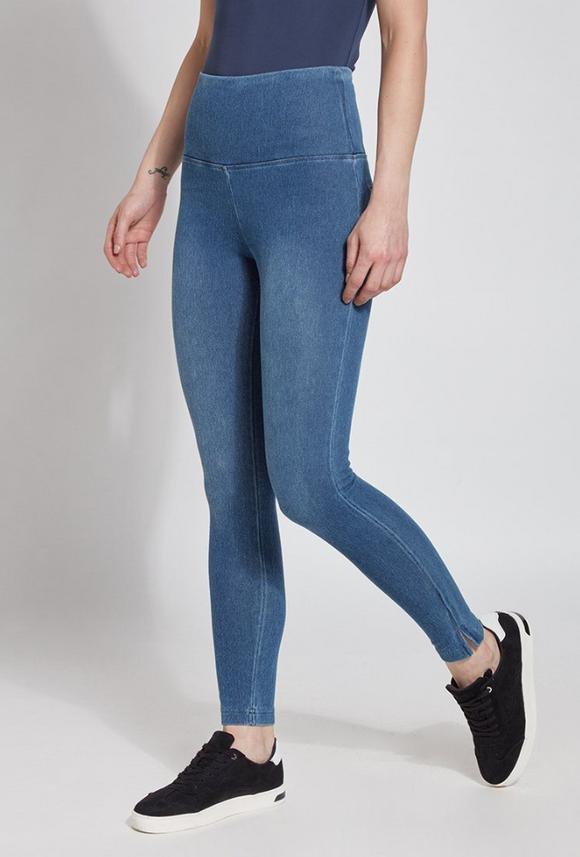 Lysse Denim Skinny Ankle Legging