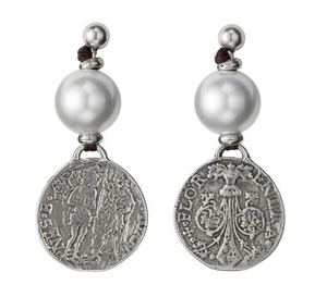 Uno de 50 Alexandria Earrings