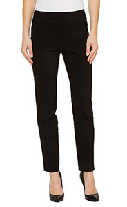 Krazy Larry Pull On Solid Ankle Pant
