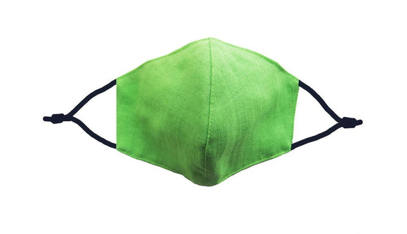 Fridaze Linen Mask with Filter- Kiwi