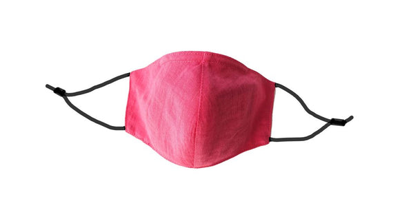 Fridaze Linen Mask with Filter-Pink