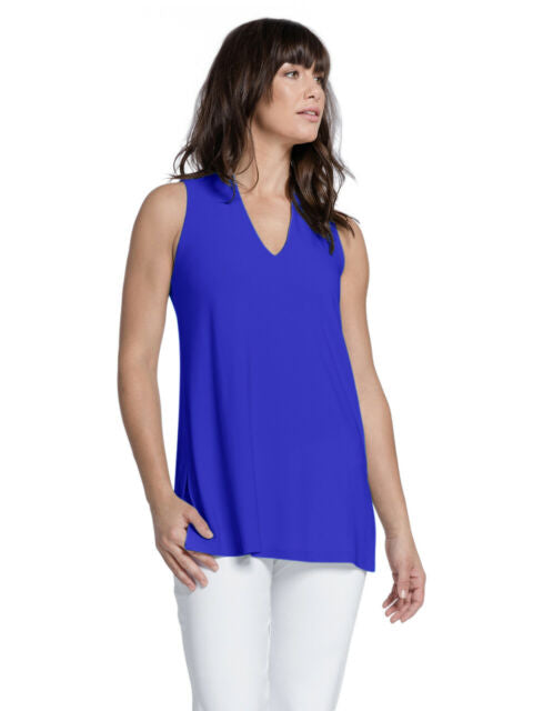Sympli Sleeveless Deep V