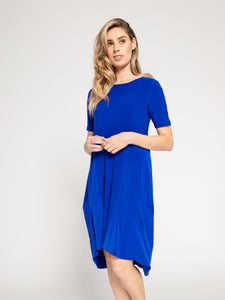 Sympli Tuck Dress