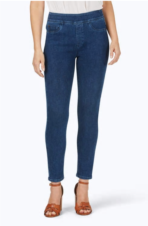 Foxcroft Uptown Pull On Jean