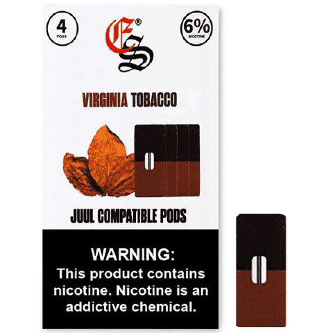 EON-Pods Virginia Tobacco