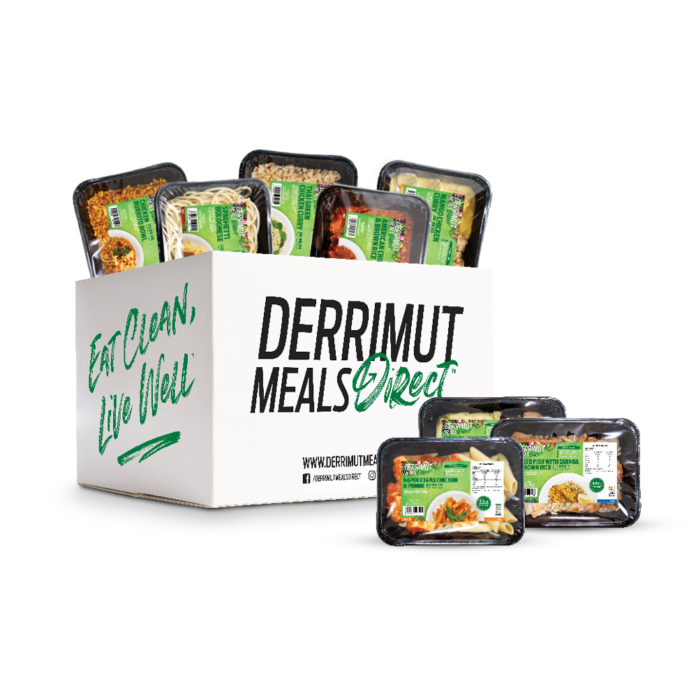 Meal Box - 12 Fresh Meals Per Fortnight