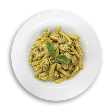 Load image into Gallery viewer, Basil Pesto Penne Chicken