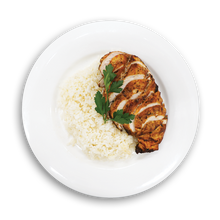 Load image into Gallery viewer, Chicken & White Rice