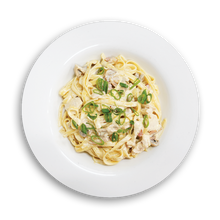 Load image into Gallery viewer, Chicken Fettuccine Carbonara - Fresh
