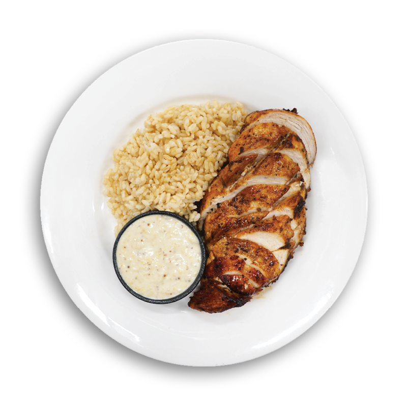 Honey Mustard Chicken Brown Rice Derrimut Meals Direct