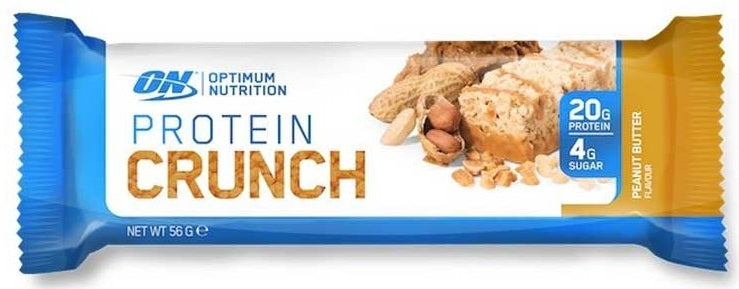 ON - Protein Crunch Peanut Butter 57g
