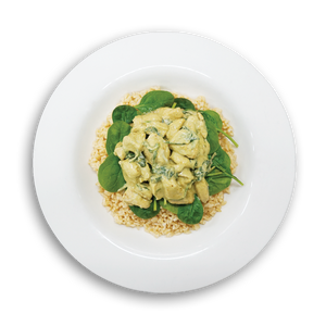 Thai Green Curry - Frozen