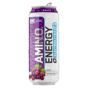ON - Amino Energy + Electrolyte Sparkling - Grape