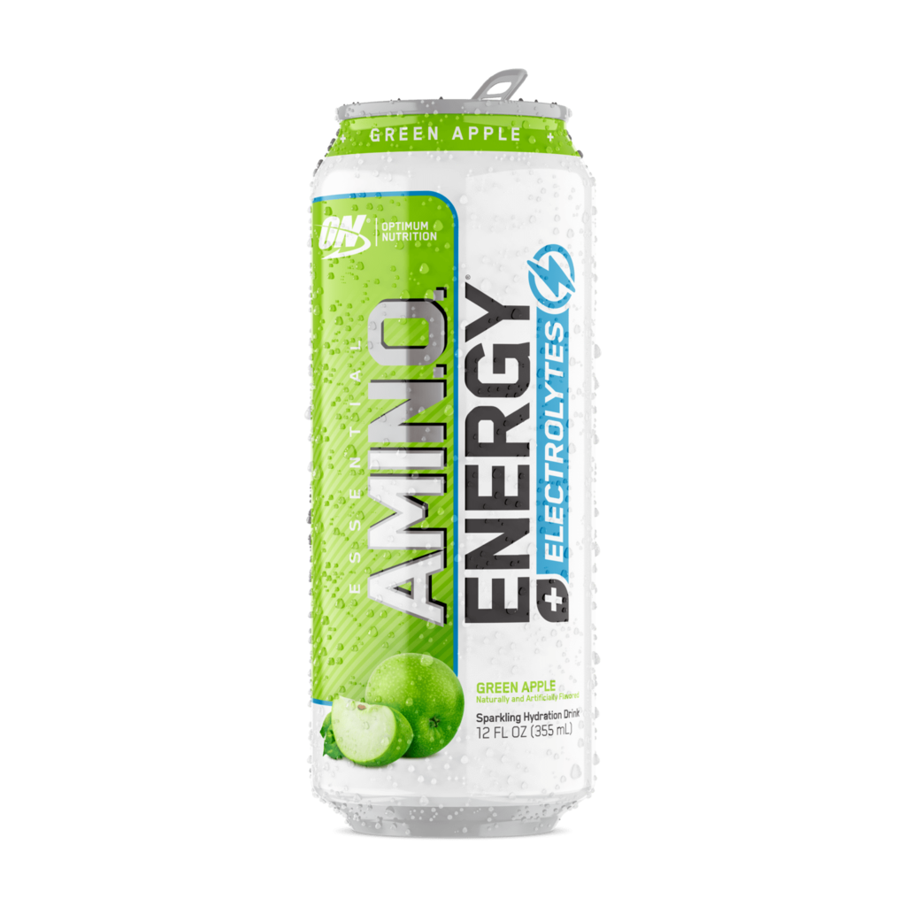 ON - Amino Energy + Electrolyte Sparkling - Green Apple
