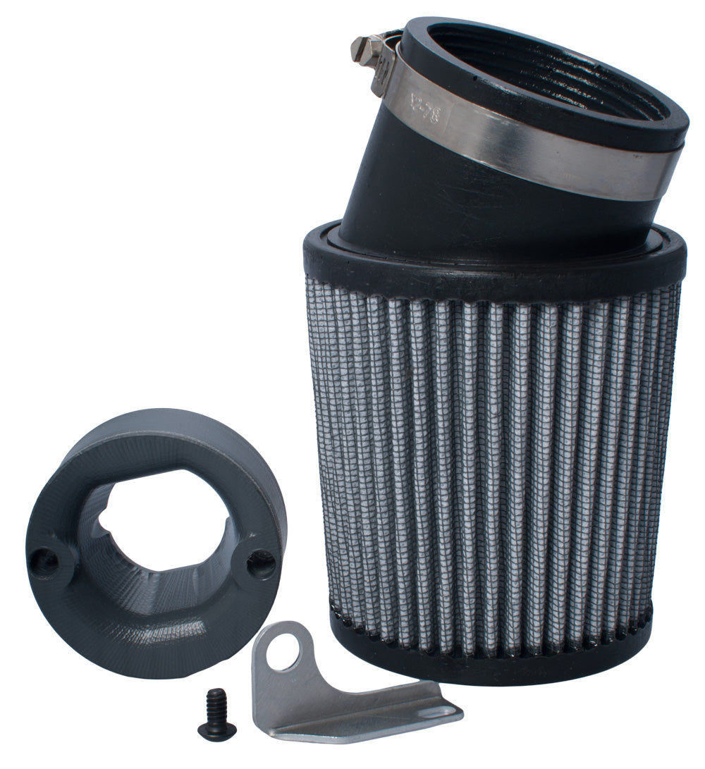 420cc / GX390 Air filter + Adapter + Choke Bracket Bundle!