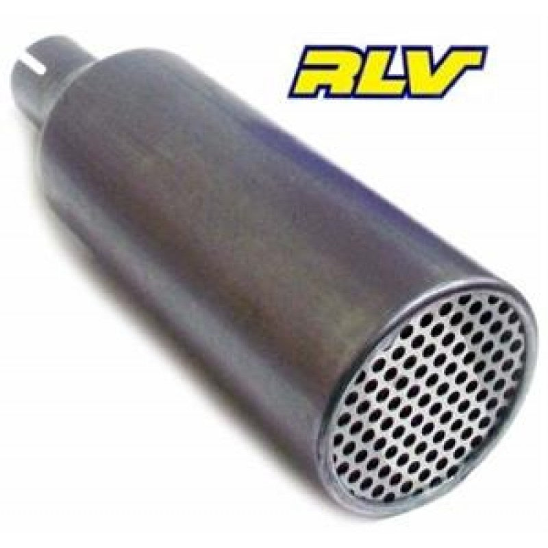 RLV Silencer Muffler (High Flow MOD) (1 5/16