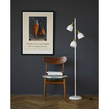 Load image into Gallery viewer, Urban Triple Floor Lamp, Matt Whisper White