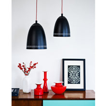 Load image into Gallery viewer, Dynamic Pendant, matt Real Black