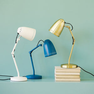Dynamo Table lamp, matt Petrol