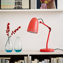 Load image into Gallery viewer, Dynamo Table lamp, matt Tomato