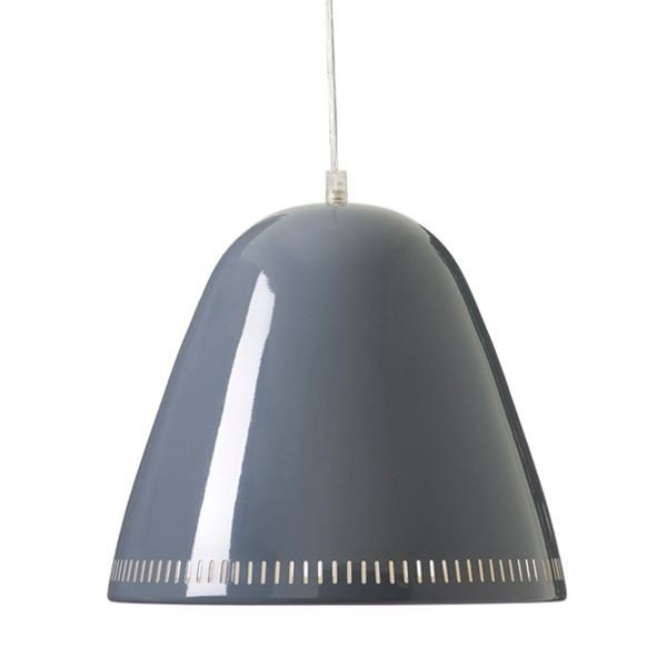 Big Dynamo Pendant, Grey