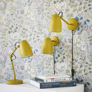 Dynamo Table lamp, matt Mustard