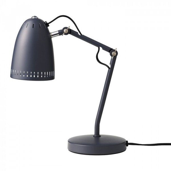 Dynamo Table lamp, matt Almost Black