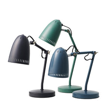 Load image into Gallery viewer, Dynamo Table lamp, matt Duck Green