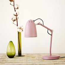 Load image into Gallery viewer, Dynamo Table lamp, matt Dusty Rose